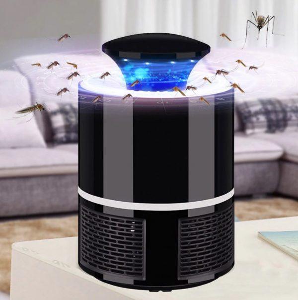 Lampe LED Tueur d'insectes