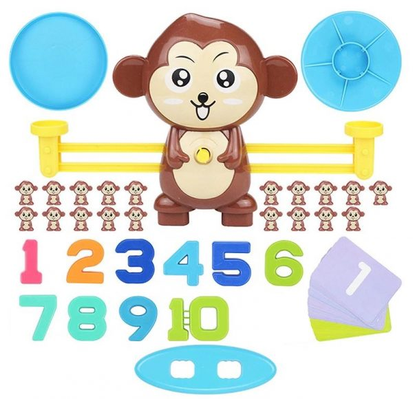 Monkey balance
