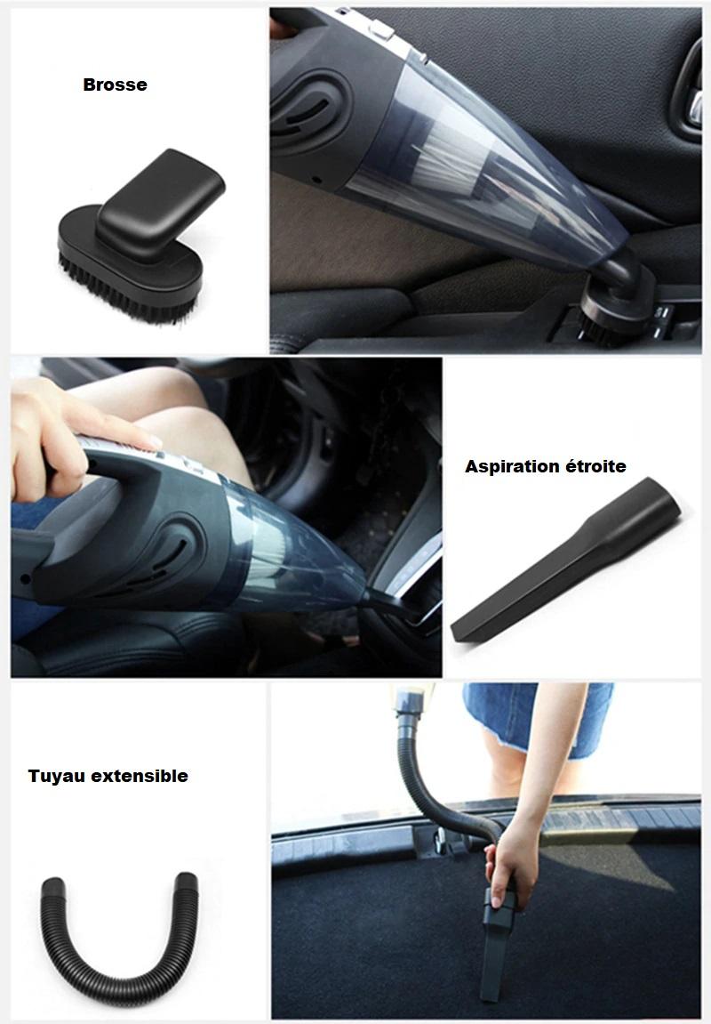aspirateur de voiture portable