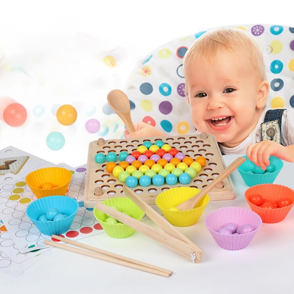 jouet-de-triage-couleurs-Montessori1