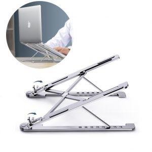Support Ordinateur Portable en Aluminium