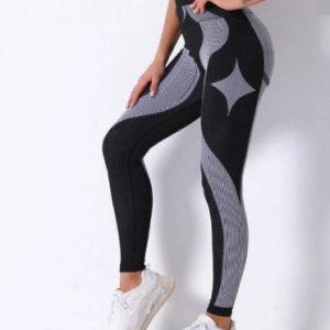 Leggings Fitness Taille Haute