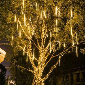 Guirlande Lumineuse LED De Pluie De Météores