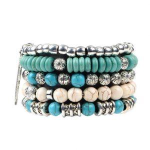Bracelet Boho Turquoise