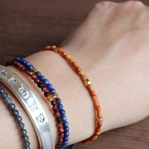 Bracelet Bois Ethnique