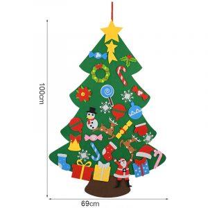 Arbre de Noël en Feutrine pour Enfant
